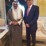 Martin Dvořák, český velvyslanec v Kuvajtu a Kataru